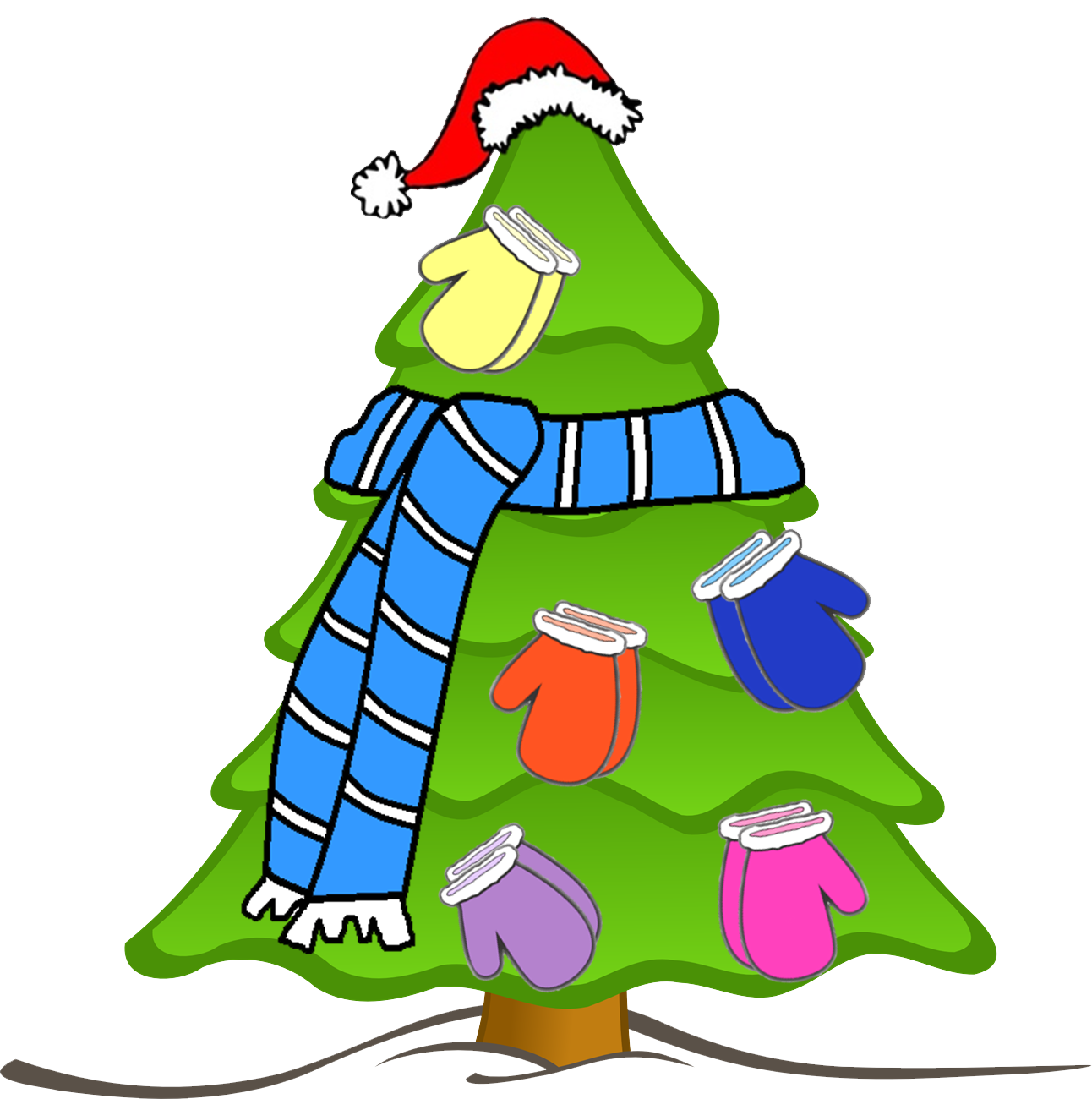 Image result for mitten tree